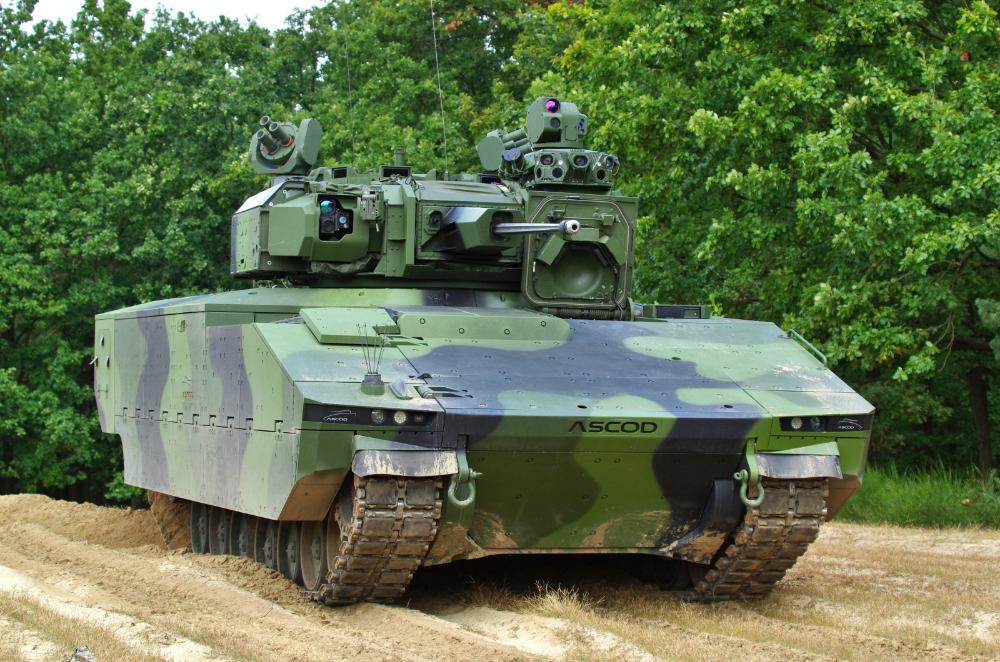 General AFV Thread - Page 35 - Mechanized Warfare