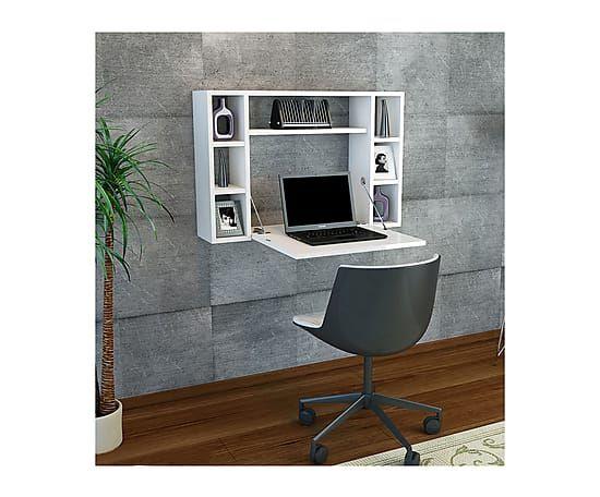 Bureau Calder Wit 19 5 X 90 X 60 Cm Ideeen Voor Het