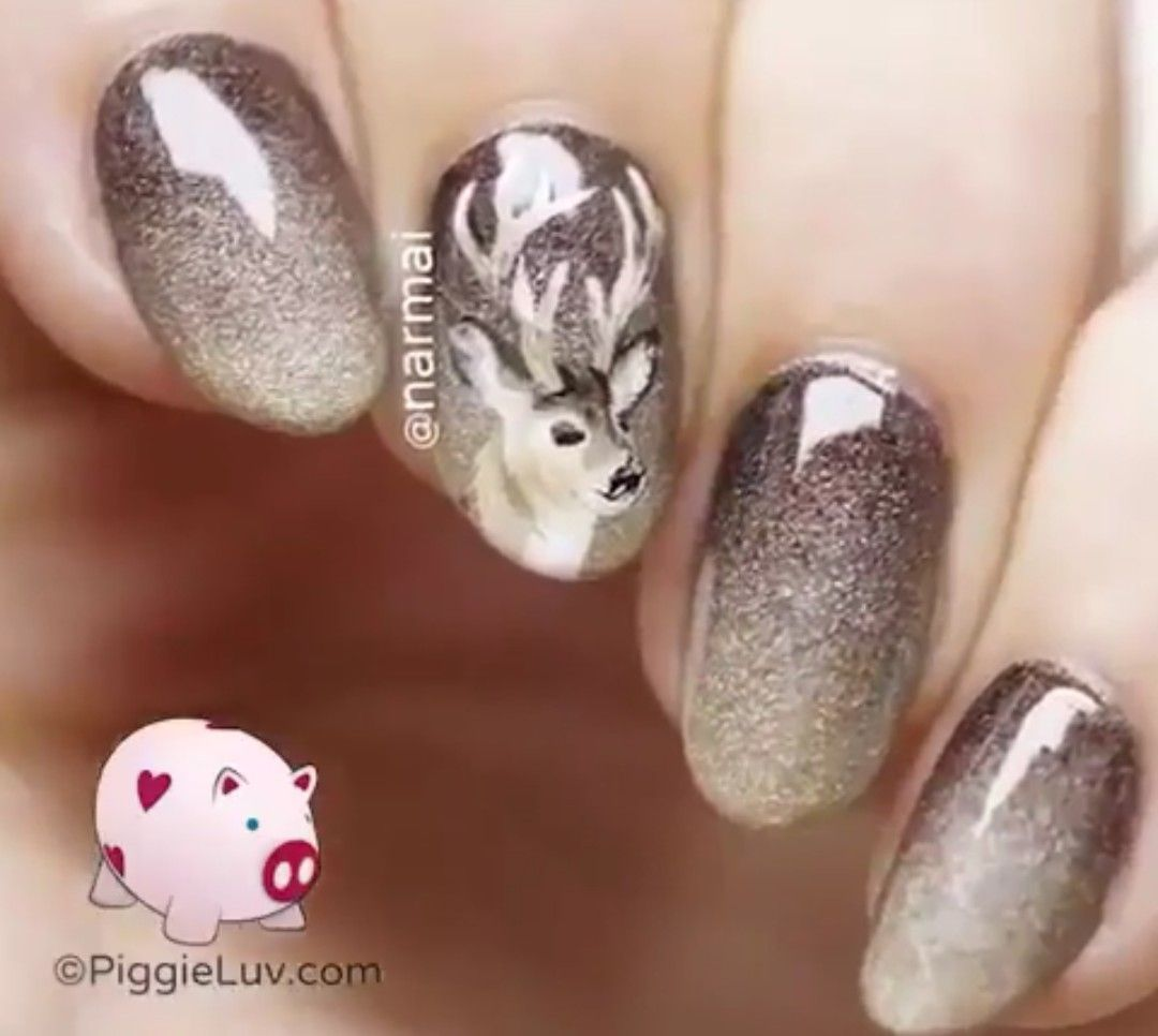 Pin by Даша Довгань on Маникюр | Pinterest | Finger nail art