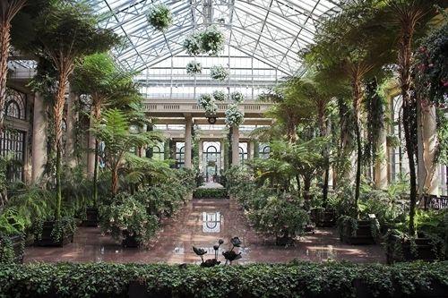 An Awe Inspiring Landscape: Longwood Gardens