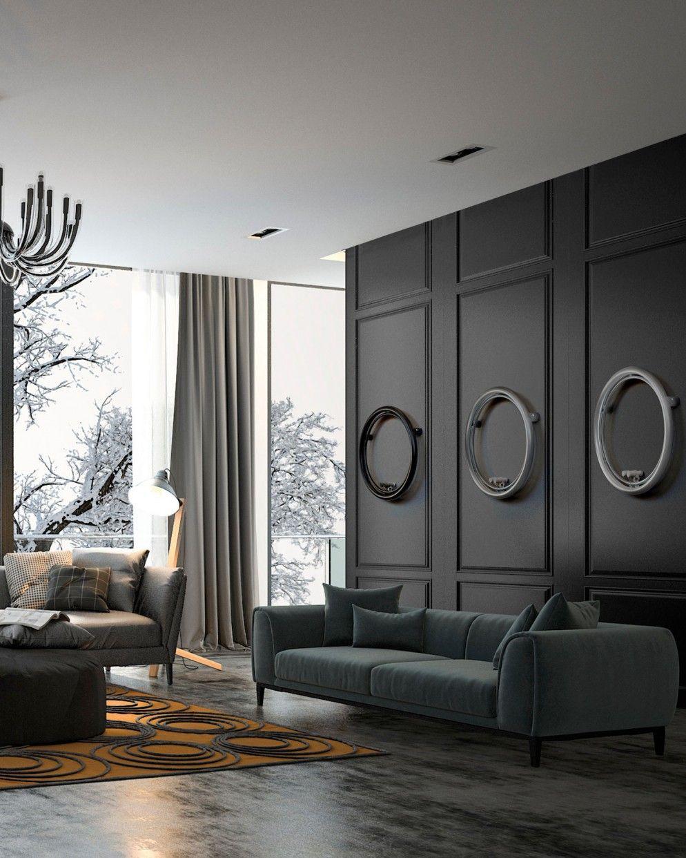 Radiatori che arredano la casa | Arredamento, Design per ...