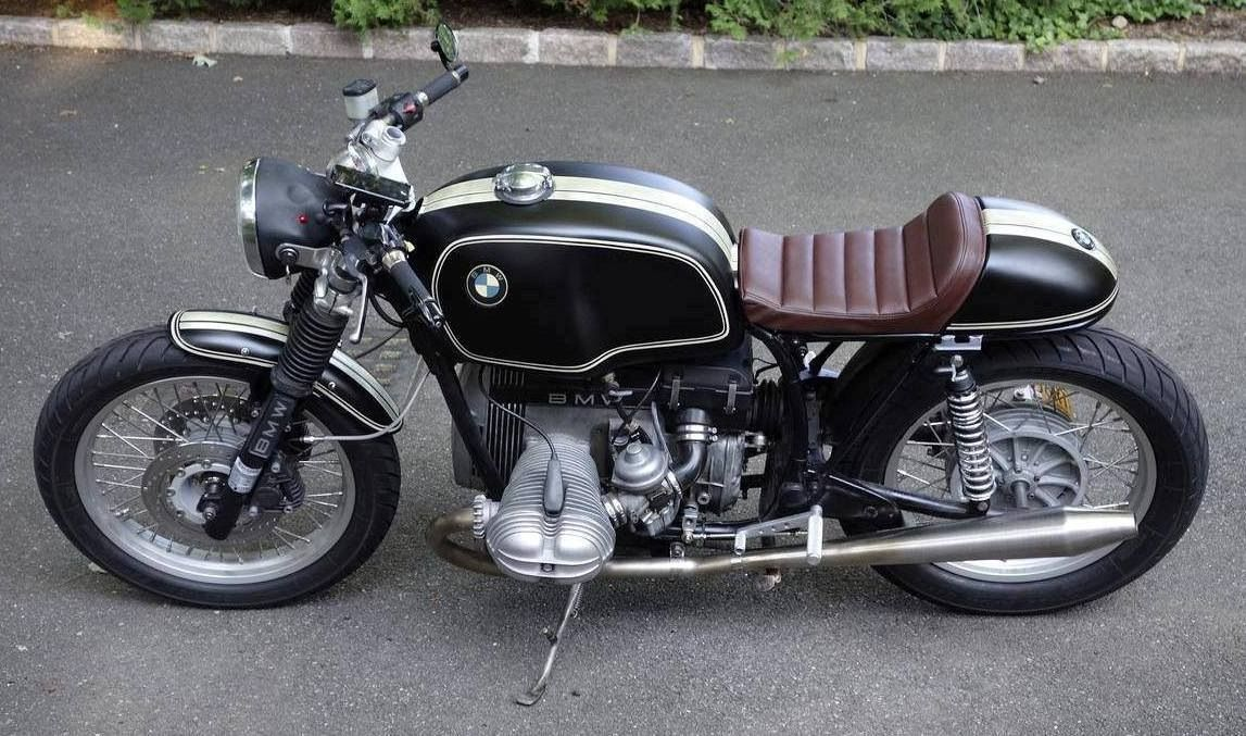 bmw cafe racer bikes bmw motorrad motorrad und bmw r75. Black Bedroom Furniture Sets. Home Design Ideas