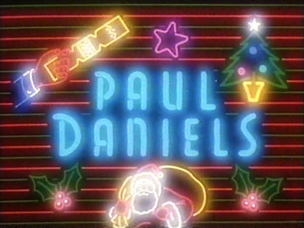 Paul Daniels Christmas Show (1984)