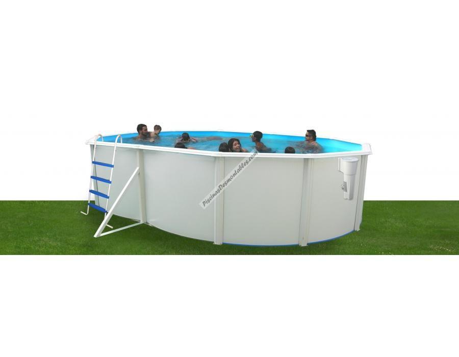 Piscinas precios y medidas fabulous piscina elevada de for Precio de piscinas desmontables