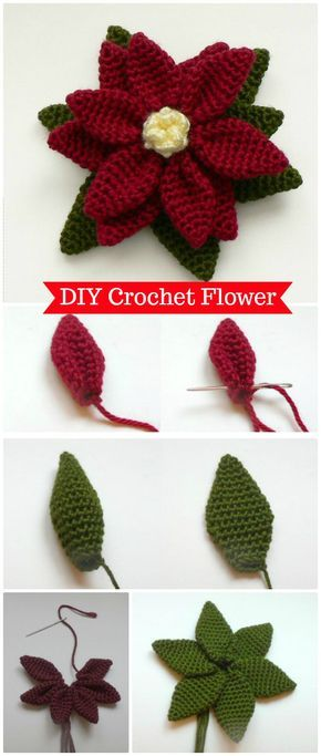 Crochet Flowers 90 Free Crochet Flower Patterns Page 2 Of 18