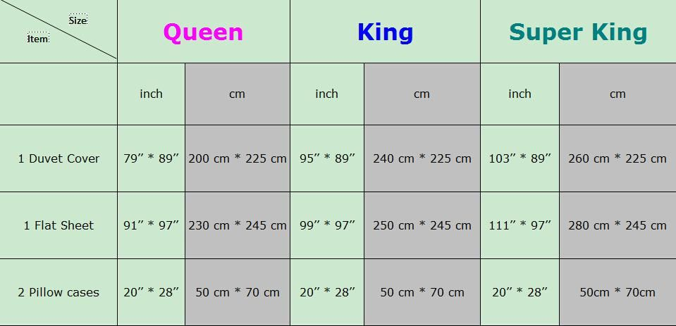 King Size Bed Sheets Super King Size Bed King Size Bed Linen