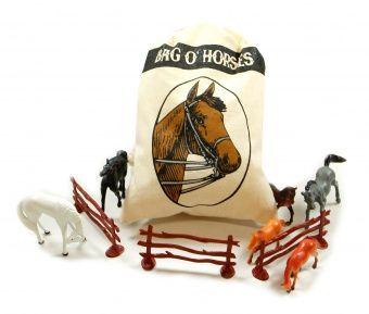 Horses Bags of Fun
