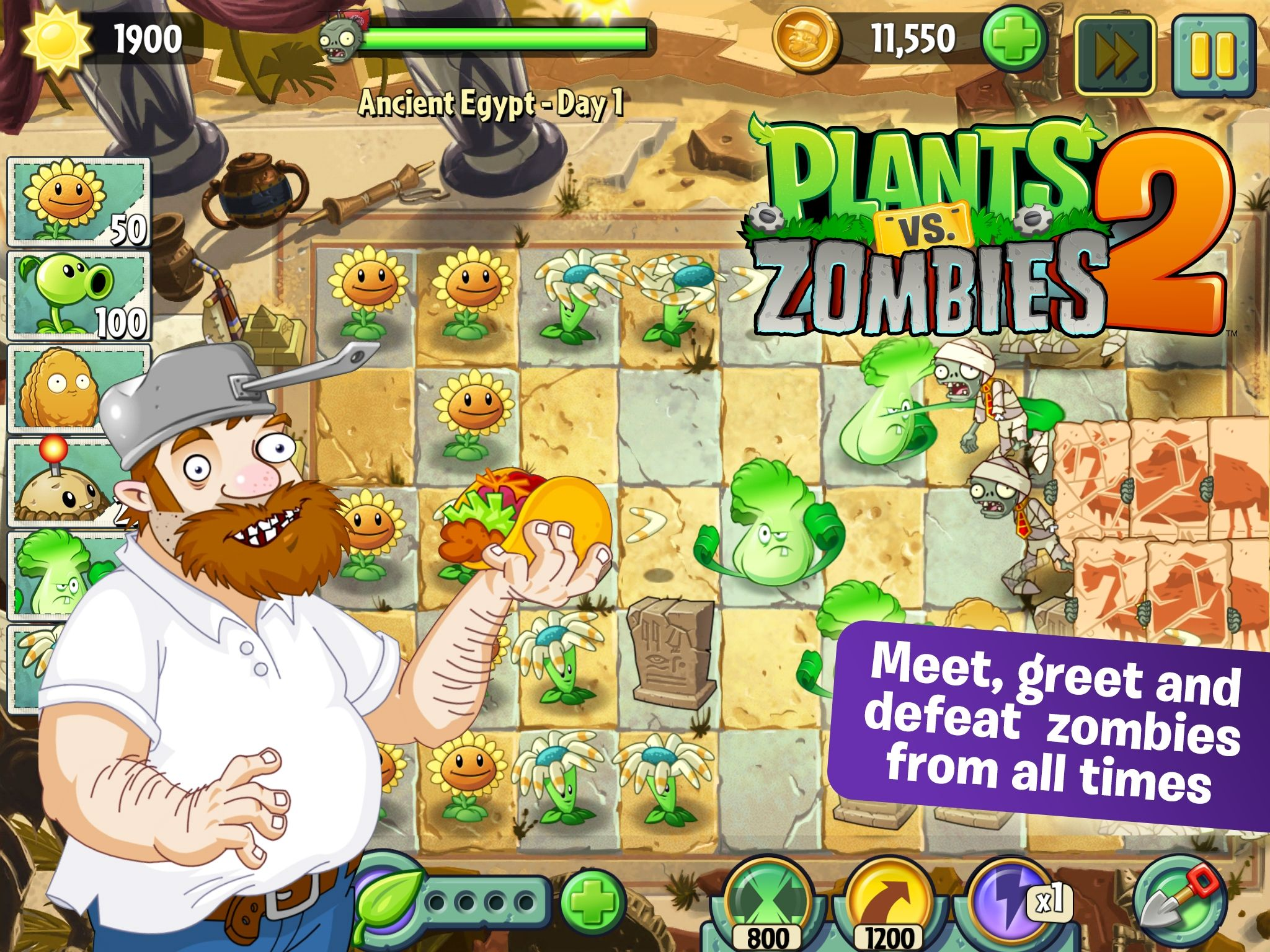free plants vs zombies download for windows 7