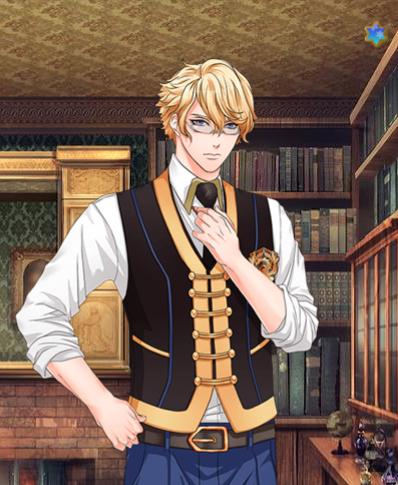 Not gonna lie Klaus in glasses is unusually sexy! Shall we date- Wizardess  Heart. Online GamesFandomFandoms