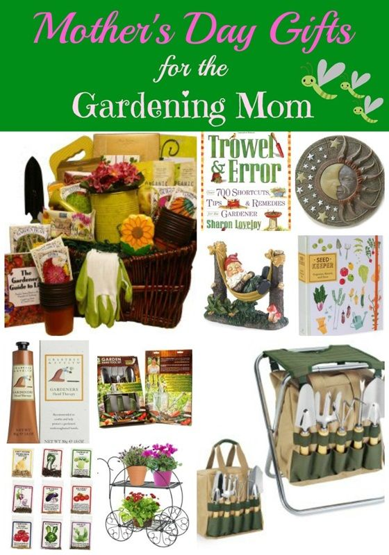 Delightful 10 Motheru0027s Day Gift Ideas For The Gardening Mom