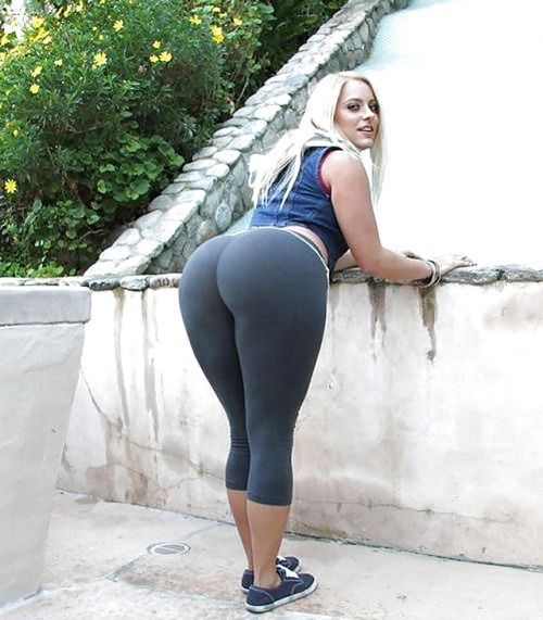 Thick Thighs White Teen