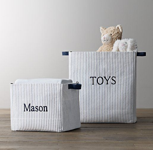 Canvas containers | Printed Canvas Storage Bins & Canvas containers | Printed Canvas Storage Bins | CONTAIN YOURSELF ...