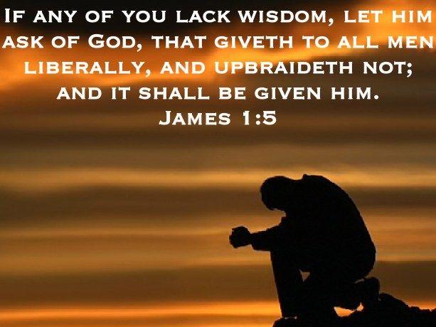 Lds Memes New Testament James 1 5 Pray Prayers The Effectual Fervent Prayer