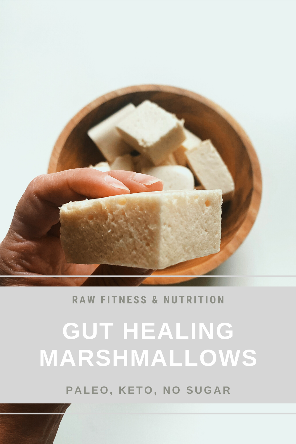 Gut-Healing Marshmallows - Raw Fitness and Nutrition