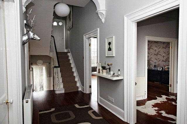 sweet like chocolate runners grey and grey hallway