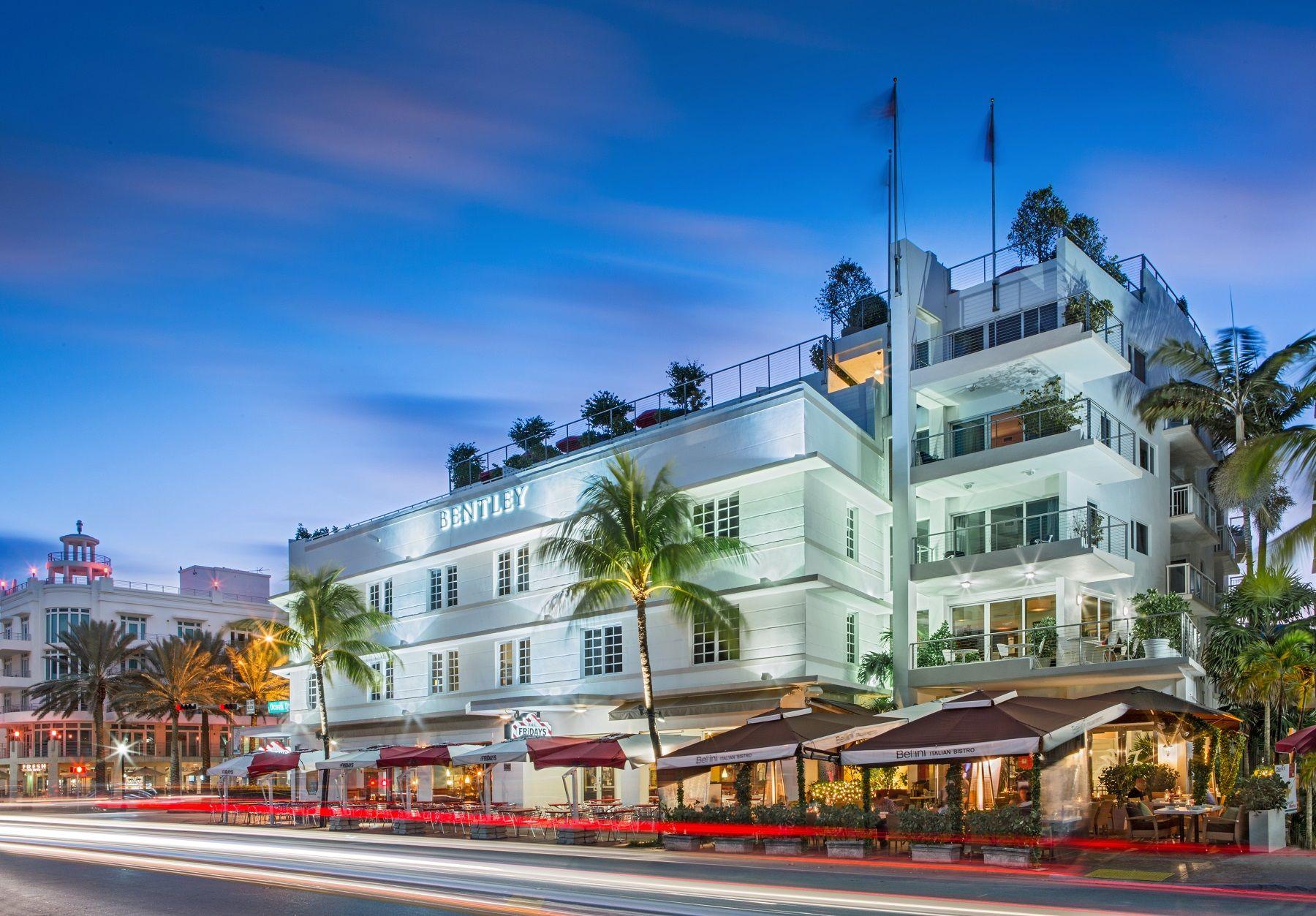 Miami Beach Photos Gallery Bentley South Hotel