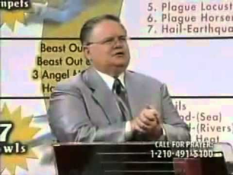 JOHN HAGEE THE END TIMES ARE HERE 10 SIGNS (+playlist) | End