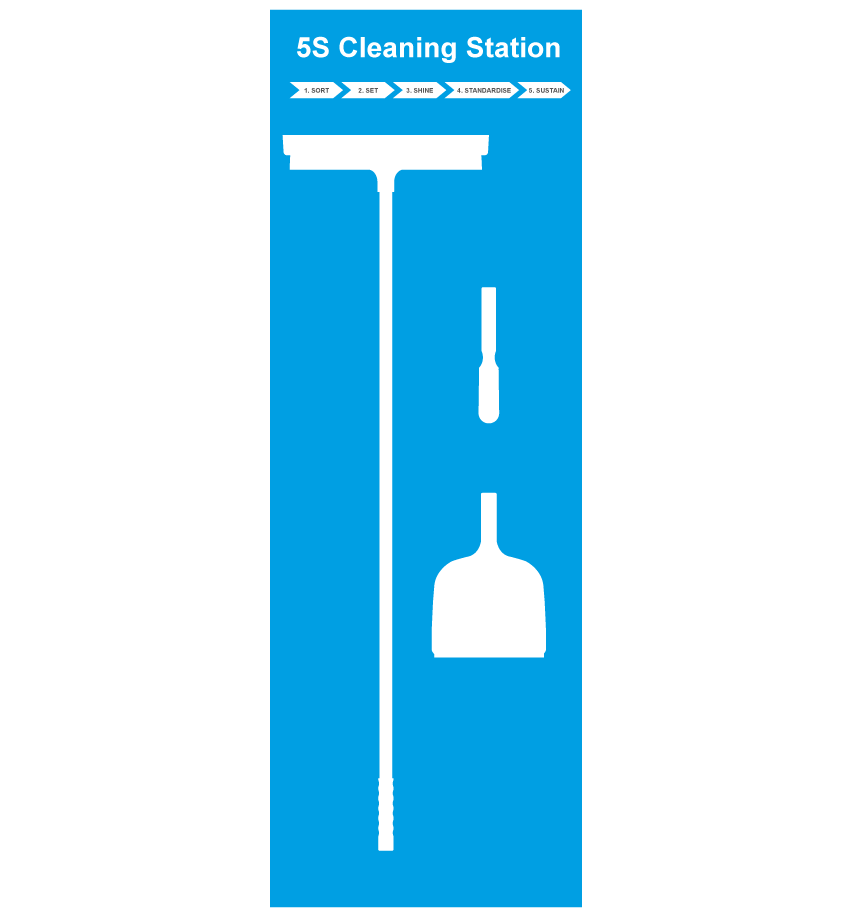 5S Cleaning Station - Standard – VMTShop
