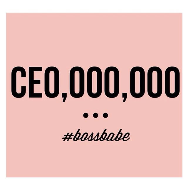 Bossbabe Career Accessories Pinterest Boss Babe Quotes Boss Simple Boss Babe Quotes