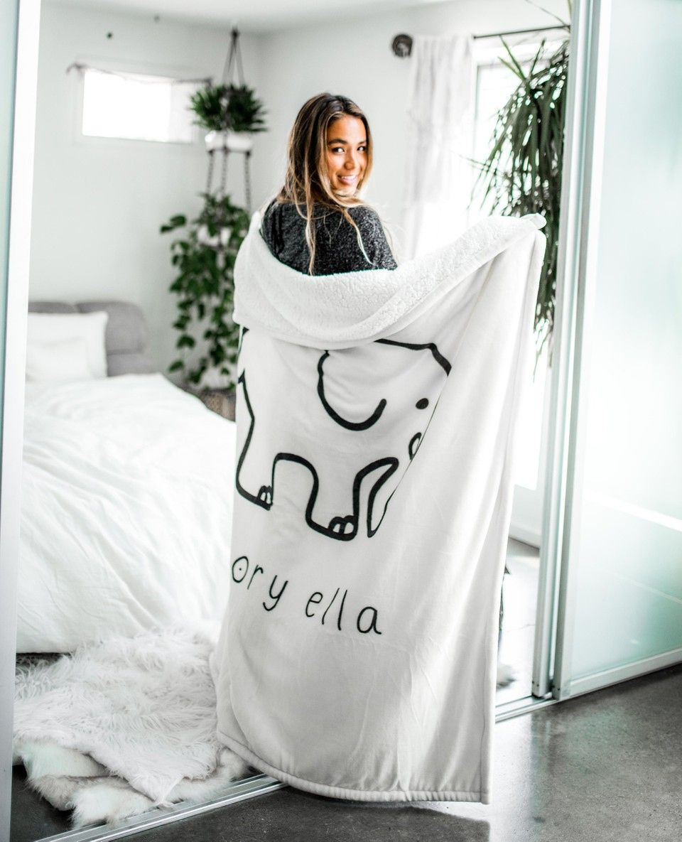 Sherpa Blankets Blanket Baby Cold Fuzzy Blanket