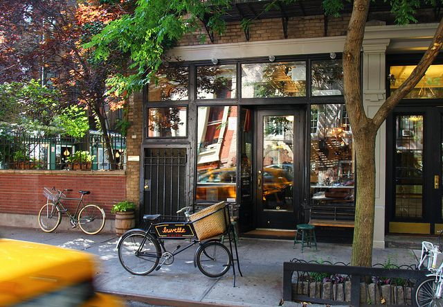 History Of Nyc Streets Grove Street In Greenwich Village We Dig