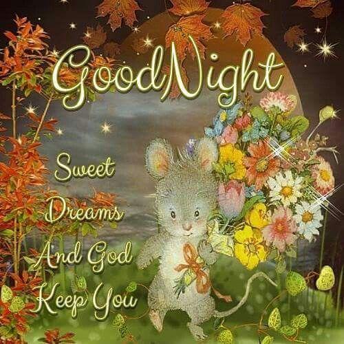 Good night, God Bless | Evening/Night | Good night blessings
