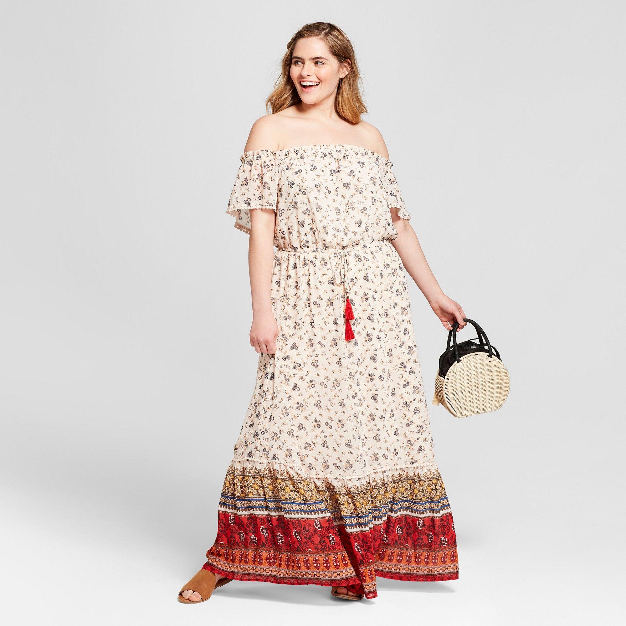 Maxi Dresses Plus Size Target | Saddha
