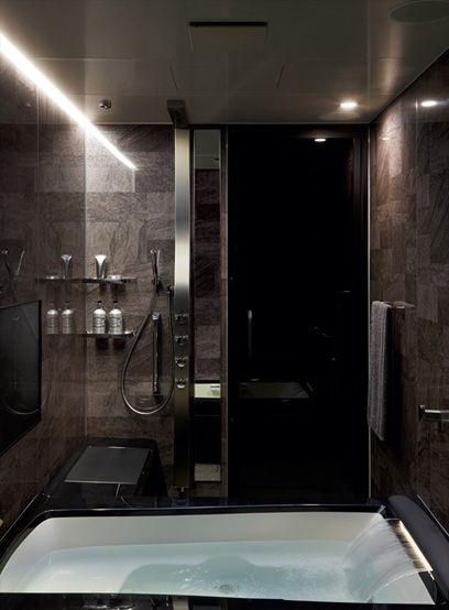 Bathroom おしゃれまとめの人気アイデア Pinterest サチコ 浴室 モダン スパージュ 浴室 デザイン