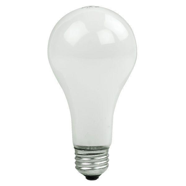 150 Watt A21 Frost Image Bulb Light Bulb Light Standard