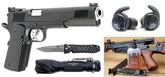 American handgunner gun giveaway sweepstakes