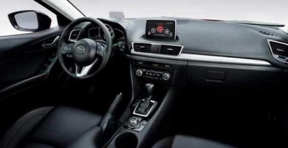 2018 Mazdaspeed 3 Interior