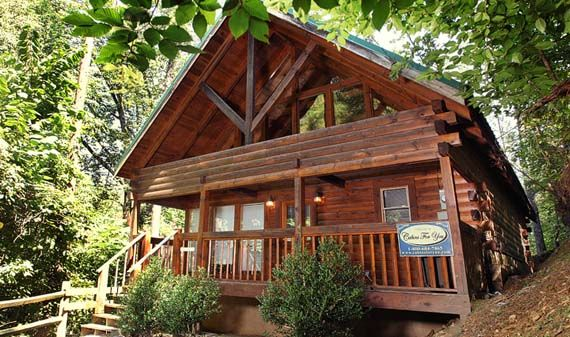 Pigeon Forge Cabins Making More Memories Cabin Vacation Home Rentals Cabin Rentals