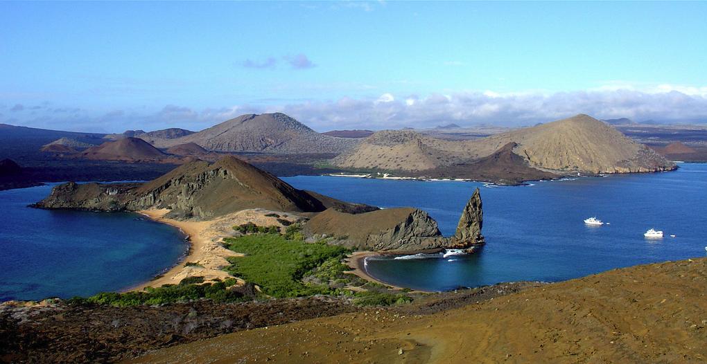 No es novedad, Galápagos es un lugar fuera de la común, un paraíso .