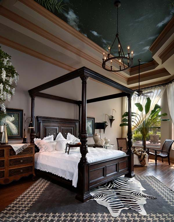 How To Create A Relaxing Bedroom Oasis Colonial Home Decor