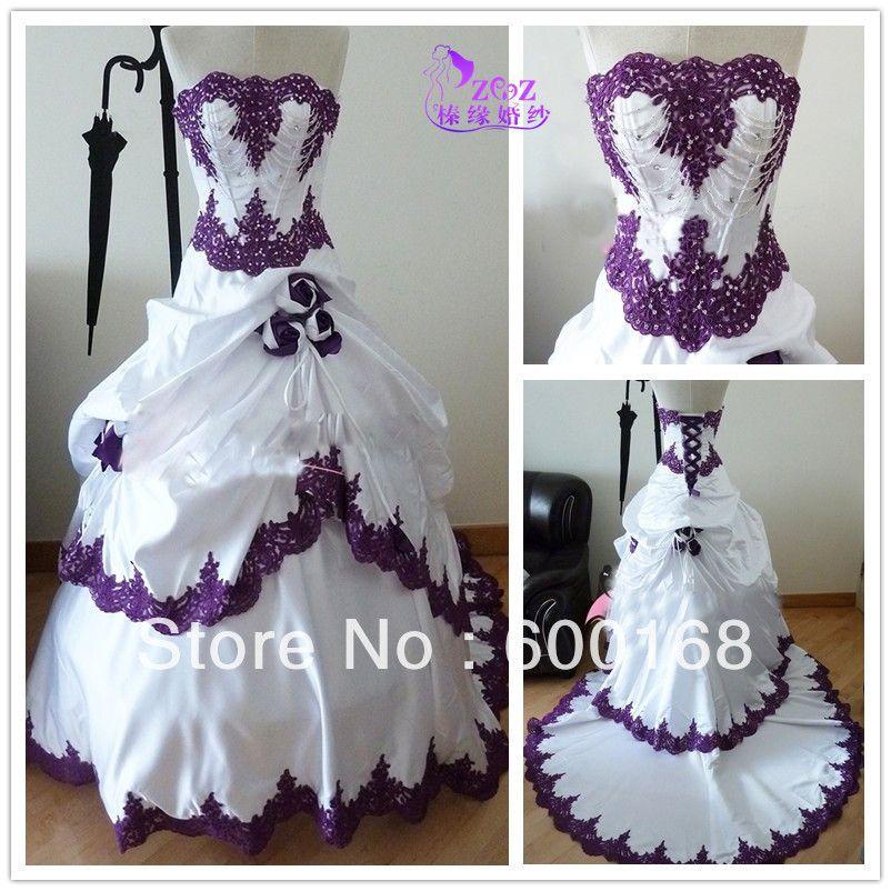 Unique Best Purple Black Wedding Ideas On Pinterest Halloween Centerpieces Dark And Gothic