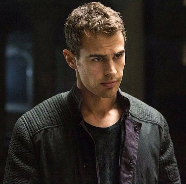 tobias eaton from divergent best ya characters pinterest