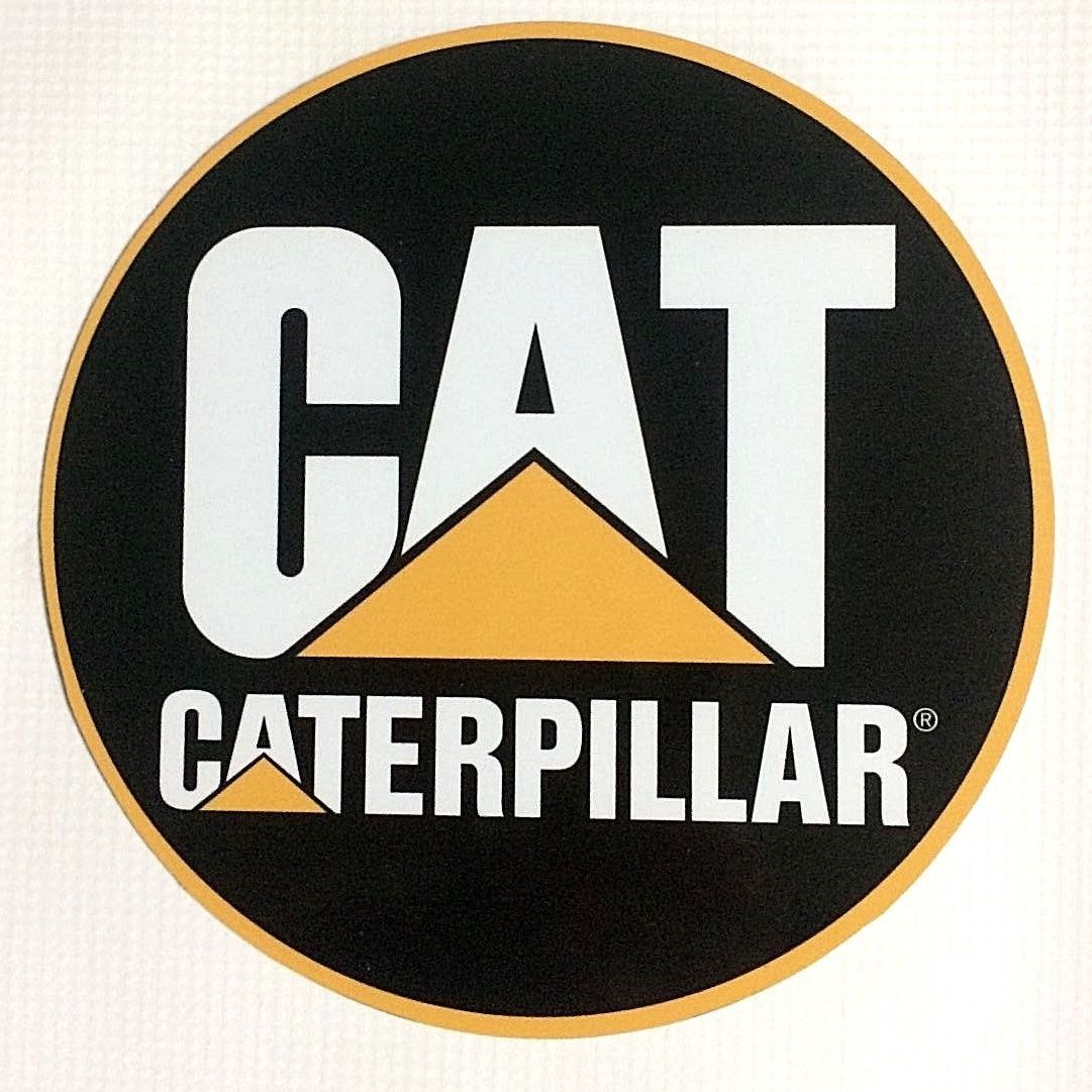7 Diameter Perfect Size Sign Great Compliment For Other Wall Decor Completes The Mancave Bar Garage Basement Or Shop Indoor Custom Baggers Bagger Cat Logo