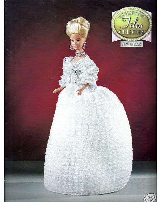 The Golden age of Film Collection Dangerous Liasons Fashion Doll ...