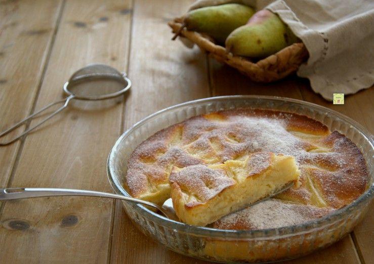 Torta Da Credenza Ricetta : Ricetta torta di mele soffice la della cucina imperfetta