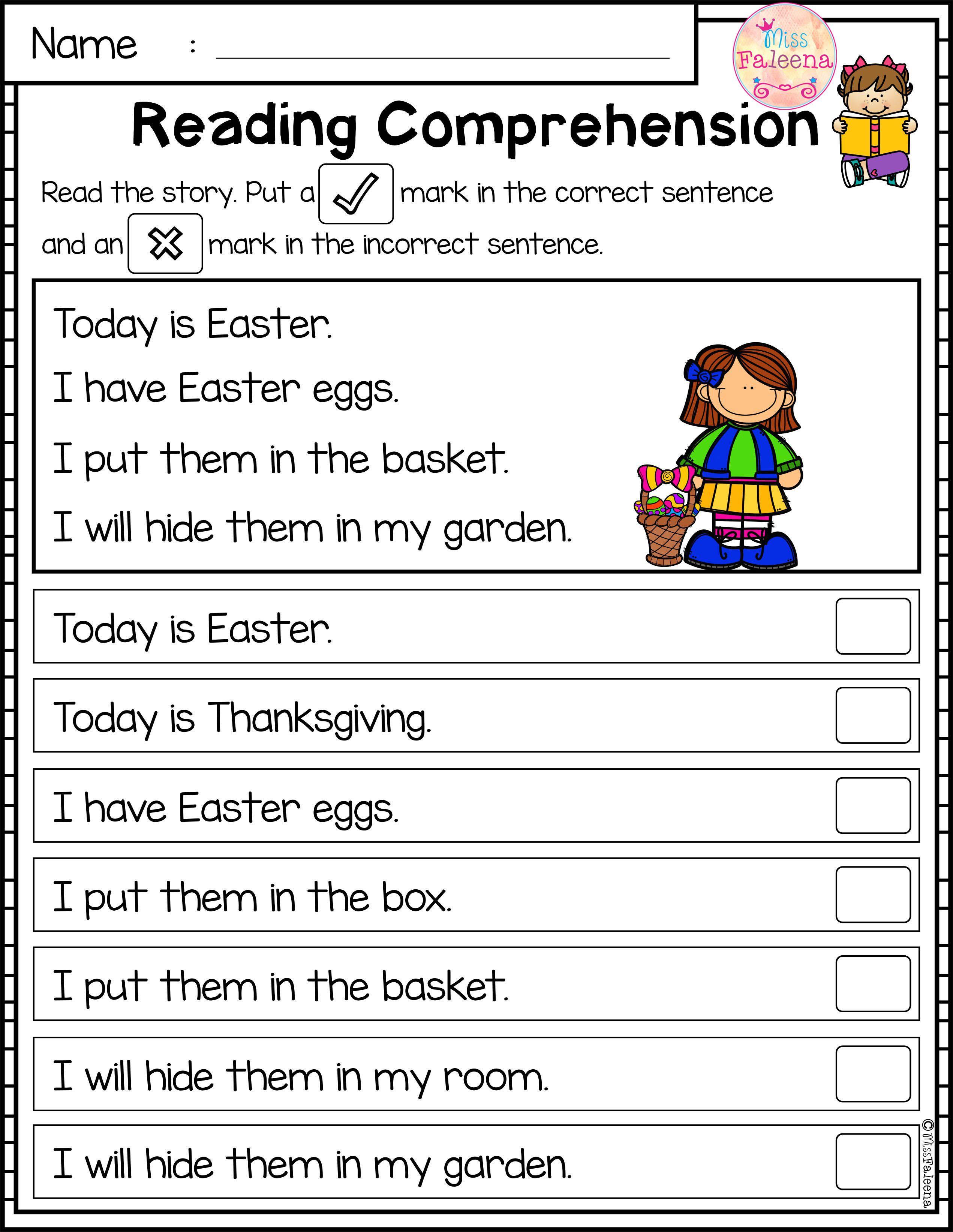 April Reading Comprehension Passages Reading Comprehension Passages Reading Comprehension Comprehension Passage [ 3286 x 2542 Pixel ]