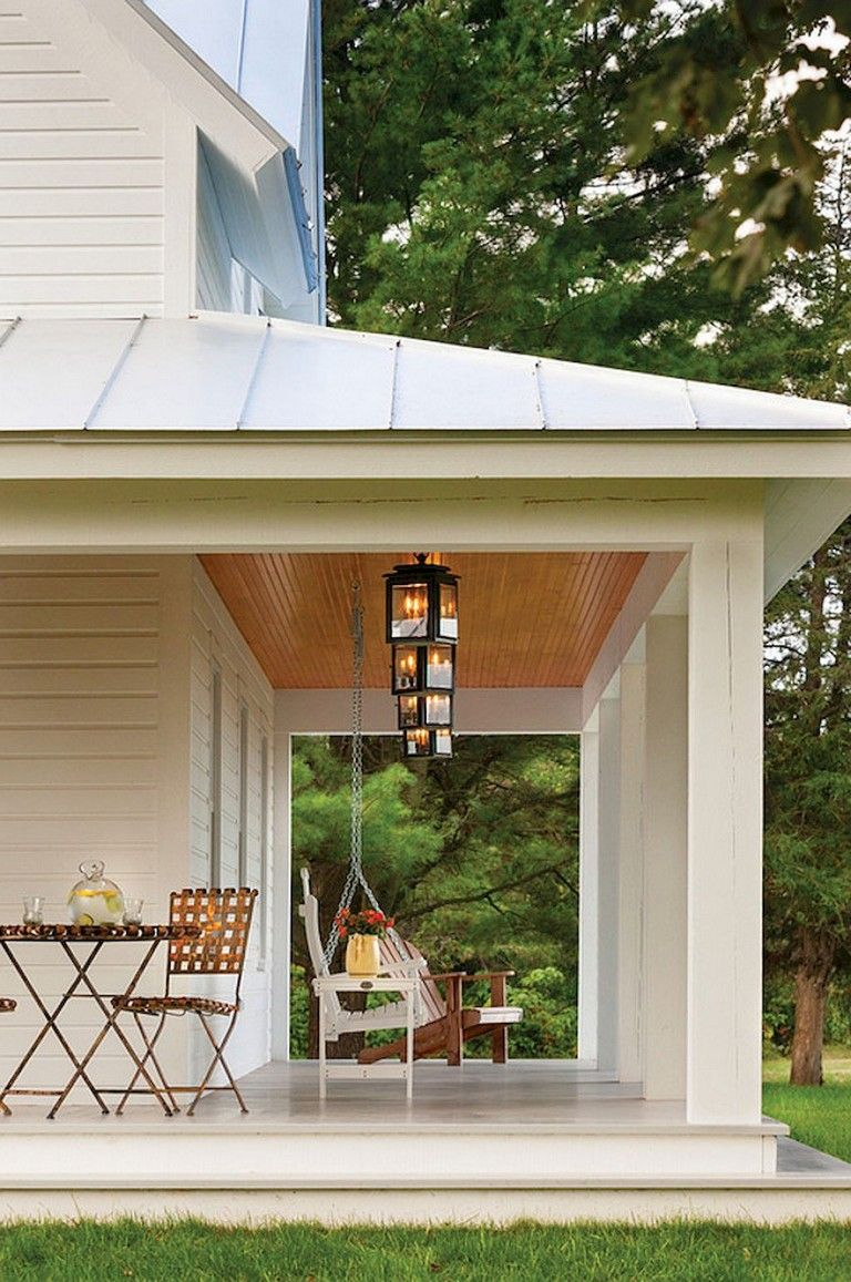 42 Inspiring Farmhouse Porch Makeover Ideas Farmhouse Outdoor Lighting Modern Farmhouse Lighting Modern Farmhouse Porch