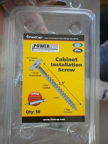 Charmant Screws For Hanging Cabinets