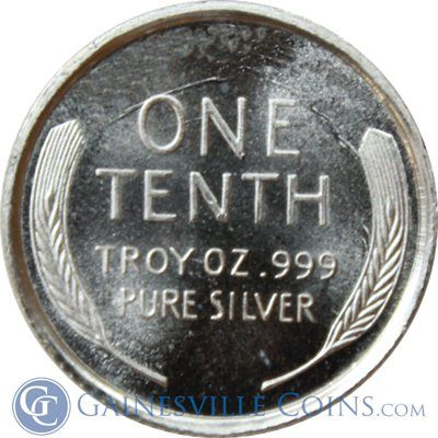 1 10 Oz Silver Round Random Design 999 Fine Silver Bullion Coins Silver Bullion Gold And Silver Coins