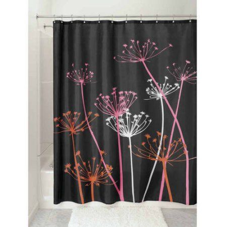 Home House Shower Curtains Walmart Fabric Shower Curtains