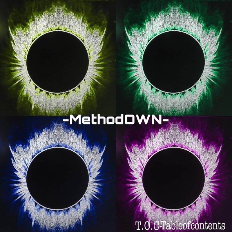 """Check out my new single """"Methodown"""" distributed by"""