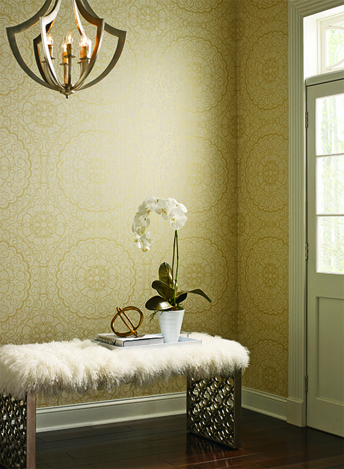 Candice Olsen Karma Pattern CZ2488 Wall coverings