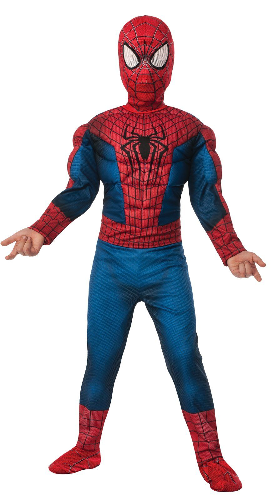 The+Amazing+Spider Man+2+Deluxe+Child+Costume From BuyCostumes.com