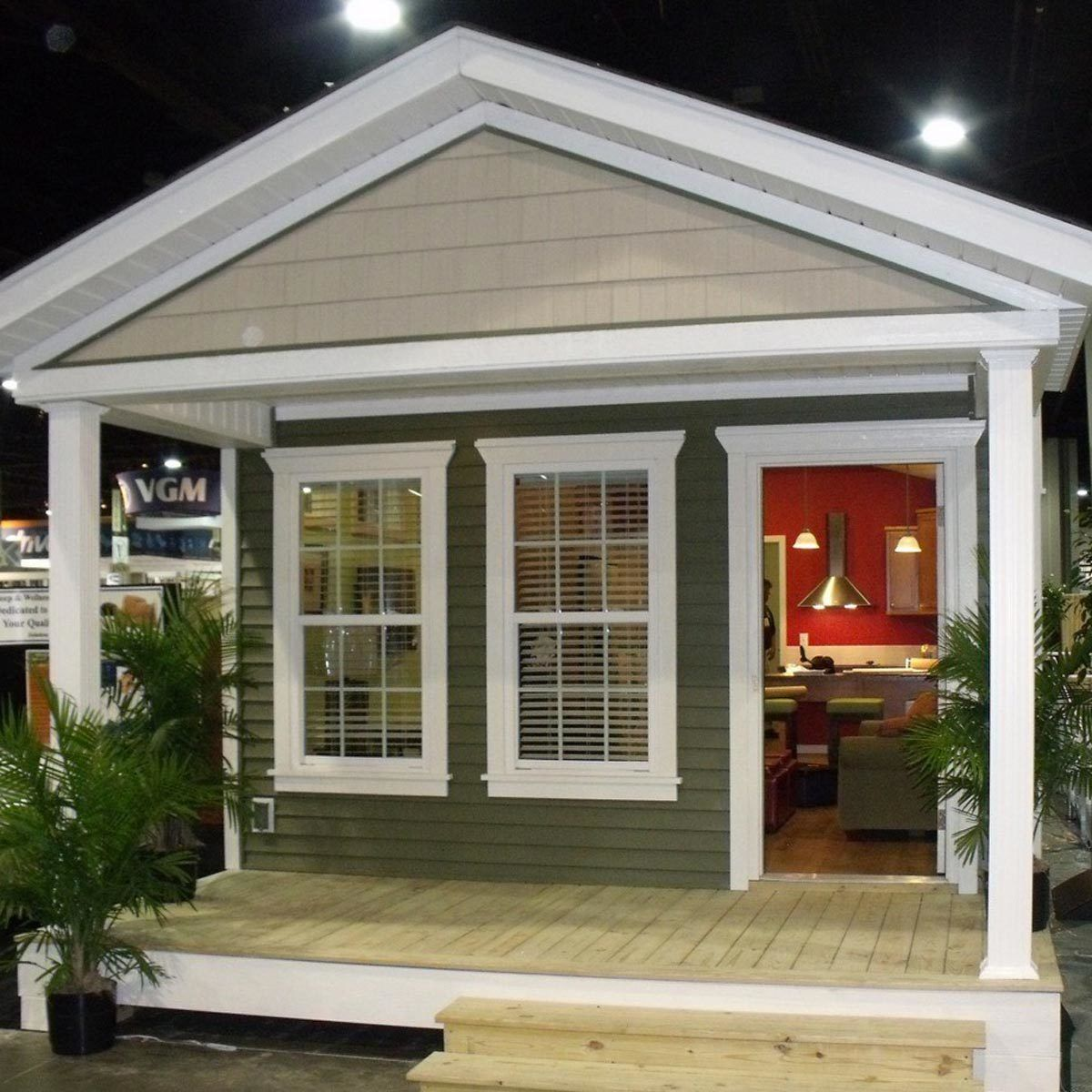 Small Backyard Guest House Plans: Backyard Cottage, Cottage Floor