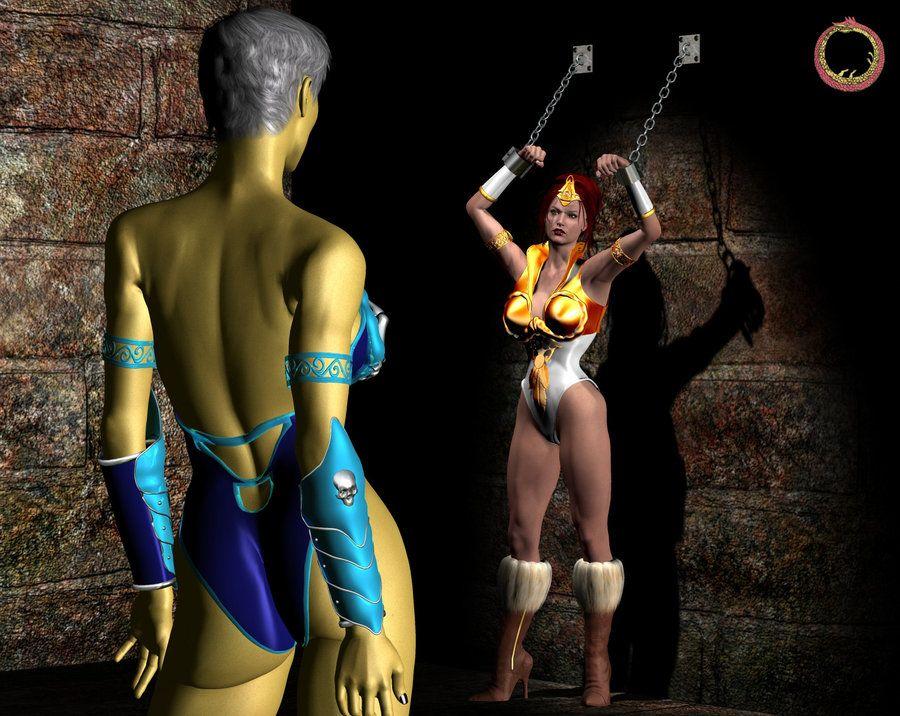 Teela Vs Evil-Lyn 17 - Uroboros-Art On Deviantart priklenjena na steno lezbijka-6885