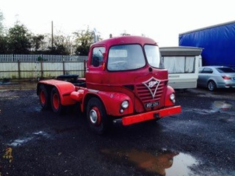 Auction Lot 3148 (1962 Foden S21 (Mickey Mouse Cab) lorry with ...